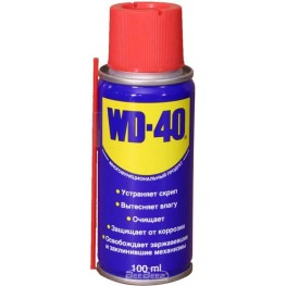 Очиститель-смазка «Вэдэшка» WD-40 100 мл