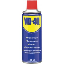 Очиститель-смазка «Вэдэшка» WD-40 400 мл