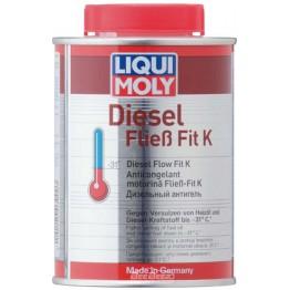 Антигель для дизельного топлива «концентрат» Liqui Moly Diesel Fliess-Fit K 3900 250 мл