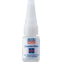 Клей «Секунда» на основе цианакрилатов Liqui Moly Sekunden-Kleber 3805 10 мг