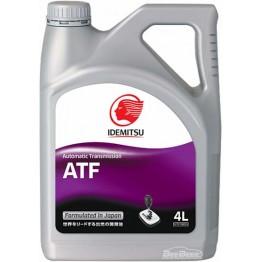 Трансмиссионное масло Idemitsu ATF 4 л