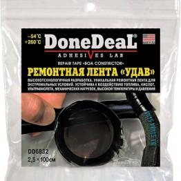 """Ремонтная лента """"Удав"""" DoneDeal DD6832 2.5 см х 100 см"""