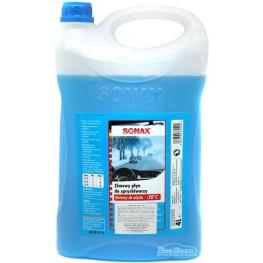 Омыватель стекла зимний Sonax -20°C 332400 4 л