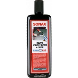 Шлифовальный нанополироль без силикона Sonax ProfiLine Nano 284300 1 л