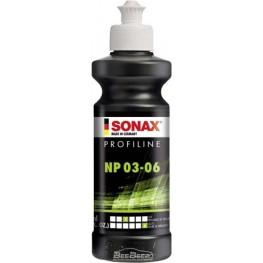 Нанополироль без силикона Sonax ProfiLine Nano Polish 208141 250 мл