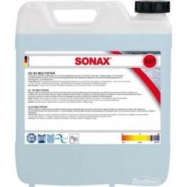 Очиститель универсальный интерьера салона и кузова Sonax SX MultiStar 627600 10 л