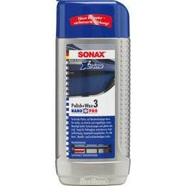 Полироль с воском «3» Sonax Xtreme Polish & Wax 3 202100 250 мл