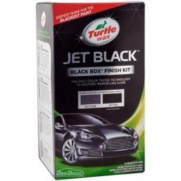 Набор для полировки автомобилей черного цвета Turtle Wax Jet Black-Black Box 52731
