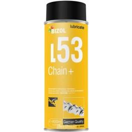 Смазка для цепи Bizol Chain+ L53 80003 400 мл