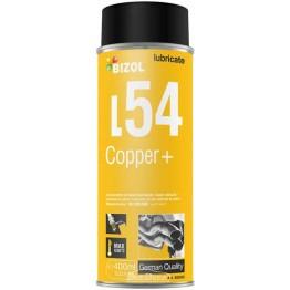 Спрей-смазка медная Bizol Copper+ L54 80006 400 мл