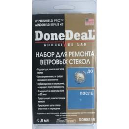 Набор для ремонта ветровых стекол DoneDeal Windshield Pro Repair Kit DD6584N 0.8 мл