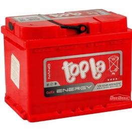 Аккумулятор автомобильный Topla Energy 60Ah L+