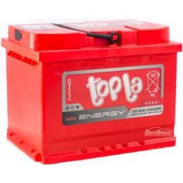 Аккумулятор автомобильный Topla Energy 60Ah R+