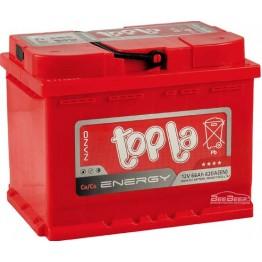 Аккумулятор автомобильный Topla Energy 66Ah R+