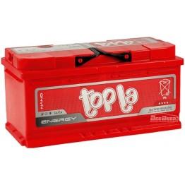 Аккумулятор автомобильный Topla Energy 92Ah R+