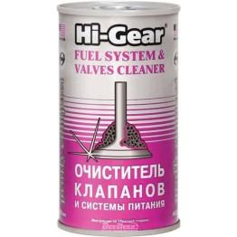 Очиститель клапанов и системы питания Hi-Gear HG3235 295 мл
