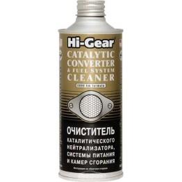 Очиститель каталитического нейтрализатора, системы питания и камер сгорания Hi-Gear HG3270 444 мл