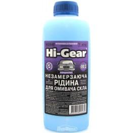 Омыватель стекла зимний Hi-Gear HG5648 –80°C 1 л