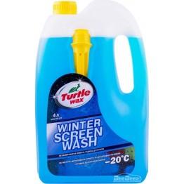 Омыватель стекла зимний Turtle Wax Winter Screen Wash –20°C 4 л