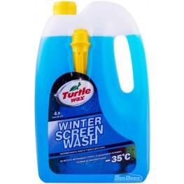 Омыватель стекла зимний Turtle Wax Winter Screen Wash –35°C 4 л