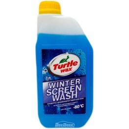 Омыватель стекла зимний «Концентрат» Turtle Wax Winter Screen Wash –80°C 1 л